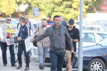 ĐORĐE RAĐEN TRAŽIO 5.000 KM Odbijena tužba za klevetu protiv Davora Dragičevića