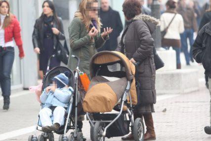 OBUHVAĆENO 14.576 DJECE Počela isplata materinskog dodatka i ostalih naknada
