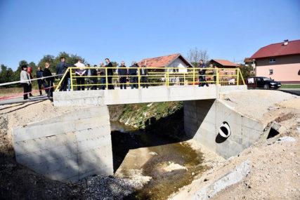 Završen novi most u Gradini, radovi najavljeni i u centru Dragočaja