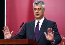 """""""NE POSTOJI ALTERNATIVA"""" Tači smatra da je članstvo u EU JEDINO RJEŠENJE za Zapadni Balkan"""