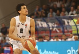 ZABRANA Partizan ne može da dovodi košarkaše