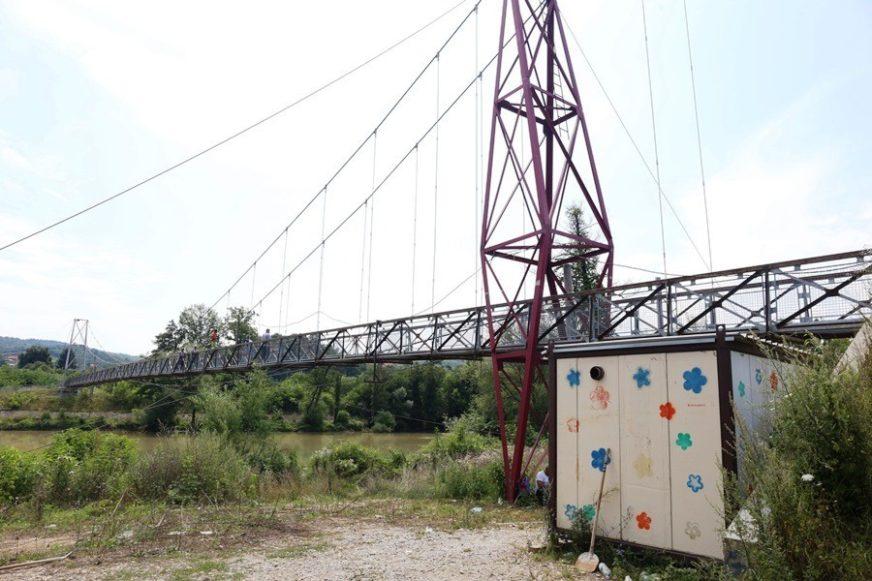 NAKON TRI GODINE Upotrebna dozvola za most u Priječanima, građani konačno mogu da ga koriste