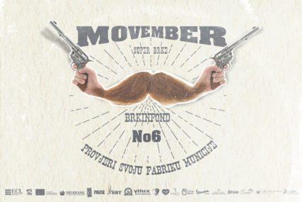 """Počinje Movember: """"Superbrke"""" podižu svijest o muškim bolestima i skupljaju novac za liječenje dva oboljela momka"""