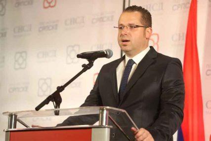 """KOVAČEVIĆ POTVRDIO """"SNSD uputio inicijativu Ustavnom sudu BiH za ocjenu odluke CIK"""""""