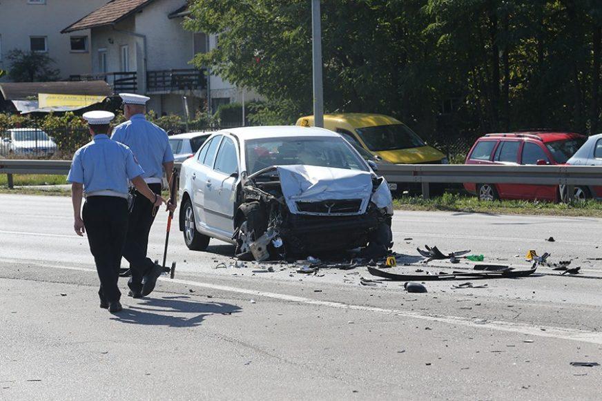 NAJČEŠĆE GINU MLADI Alarmantni podaci o saobraćajnim nesrećama u Srpskoj