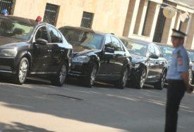 Više od 93 miliona KM prošle godine potrošeno za nabavku službenih vozila