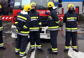 SVAKA ČAST Banjalučki vatrogasci SPASILI PSA iz kanala (VIDEO)