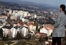 PRVA KATEGORIJA Gradska uprava će od danas objavljivati dnevne izvještaje o KVALITETU VAZDUHA