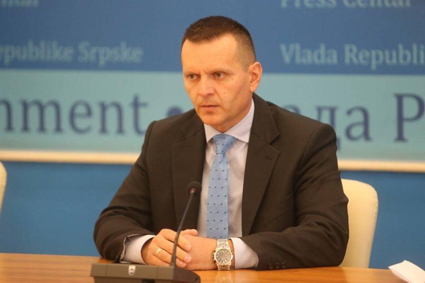 Lukač: Neophodno da MUP Republike Srpske uvede rezervni sastav policije