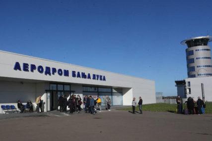 VEĆ OSTVAREN REKORDAN BROJ PREVEZENIH GRAĐANA Aerodrom Banjaluka ima velike planove za budućnost