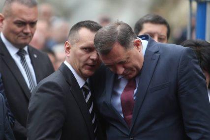 """""""Voljeli bi da postoji razdor između nas"""" Lukač poručuje da je sukob s Dodikom samo SPEKULACIJA OPOZICIJE"""