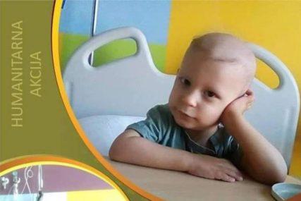 BORBA MALOG LAVA Za spas teško bolesnog dječaka (2,5) potrebno još oko 120.000 KM