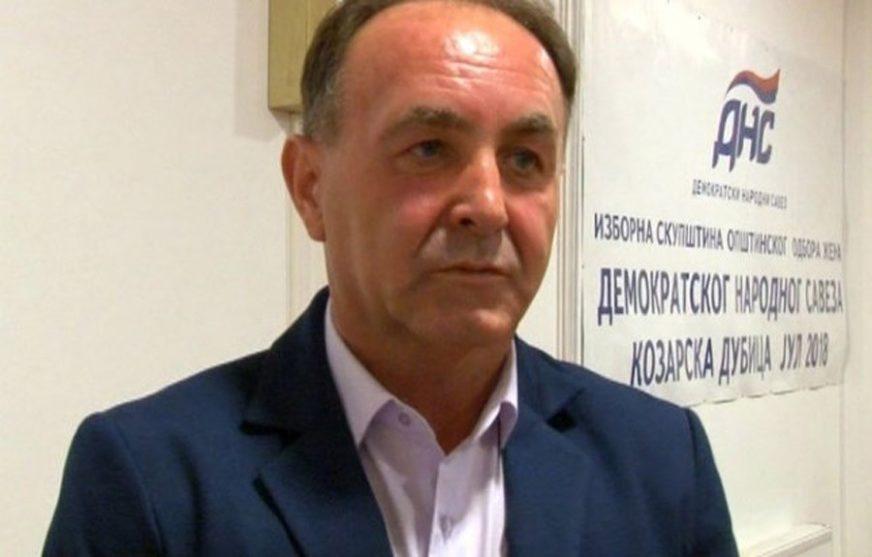 IGRANJE ŽIVOTIMA GRAĐANA Ivić pozvao rukovodstvo Doma zdravlja Prijedor da podnese ostavku