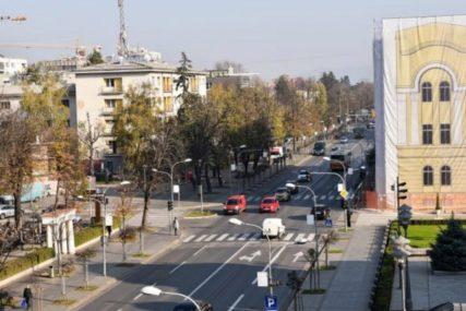 Obnova semafora kod Banskog dvora