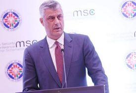 """""""NEĆU BITI KANDIDAT ZA PREDSJEDNIKA"""" Hašim Tači najavio da se povlači iz politike"""