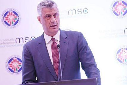 """""""NEPRAVEDNO SMO PODIJELJENI"""" Tači ponovo o uklanjanju """"granica"""" sa Albanijom"""