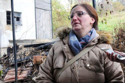 Pomoć za porodicu Tepić: Za popravak kuće uništene u požaru 10.000 KM