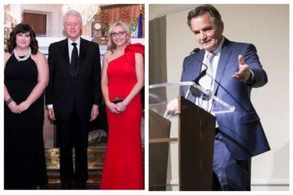"""Klinton i Silajdžić o BiH na večeri u Vašingtonu: """"Ako SAD ne budu unaprijedile Dejtonski mirovni sporazum, to se neće ni dogoditi!"""""""