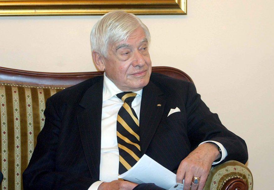 """""""Održao obećanje dato majkama Srebrenice"""" Kristijan Švarc- Šiling o potezu Valentina Incka"""