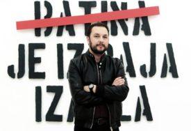 PRIKAZAO BESMISAO NACIONALIZMA U BiH Veliko priznanje banjalučkom umjetniku Mladenu Miljanoviću