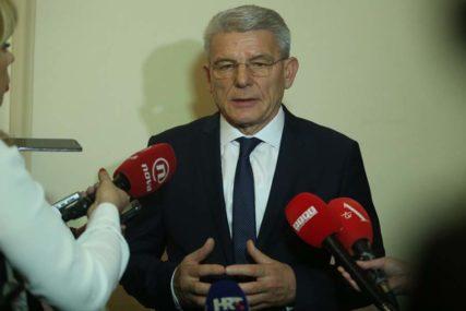 """""""Ispunio svoju obavezu prema žrtvama"""" Džeferović ističe da je visoki predstavnik ispravno postupio"""