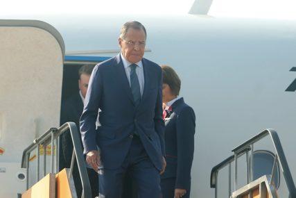 """LAVROV O ODNOSIMA RUSIJE I ZAPADA """"Moskva bi mogla da prekine kontakt sa EU"""""""