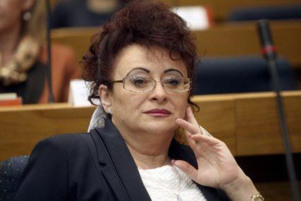 Blagojević: Sonja Karadžić Jovičević na NAJBOLJI NAČIN pokazala da je kćerka Radovana Karadžića