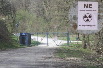 TRUSNO PODRUČJE Grin tim upozorava da Trgovska gora nije dobra za odlaganje nuklearnog otpada