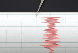 TRESE SE TURSKA Za pola sata TRI zemljotresa