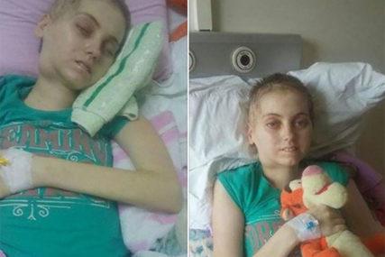 DRAGANA ČEKA SUDBONOSNI POZIV Poslije tri operacije tumora i 33 zračenja, tračak spasa je odlazak u Francusku