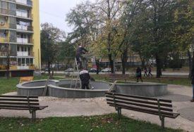 U FUNKCIJI OD 15. APRILA Topliji dani pokrenuli i pripremu fontana za rad