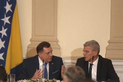 """DODIK UPUTIO PISMO DŽAFEROVIĆU """"Zloupotrijebio poziciju, prekršio ustav i obmanuo državnike"""""""
