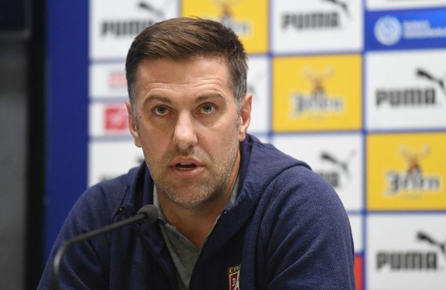 """""""KOLAROVA I MATIĆA MUČE POVREDE"""" Krstajić: Nismo još uknjižili tri boda, pobjedom nad Litvanijom dolazimo do ostvarenja cilja"""