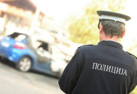 """NESREĆA NA PUTU Dva lica iz Hrvatske povrijeđena u sudaru """"škode"""" i autobusa"""