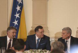 Dodik već ima kandidate za NOVE AMBASADORE: Na spisku Ristović, Berjan, Bencun...
