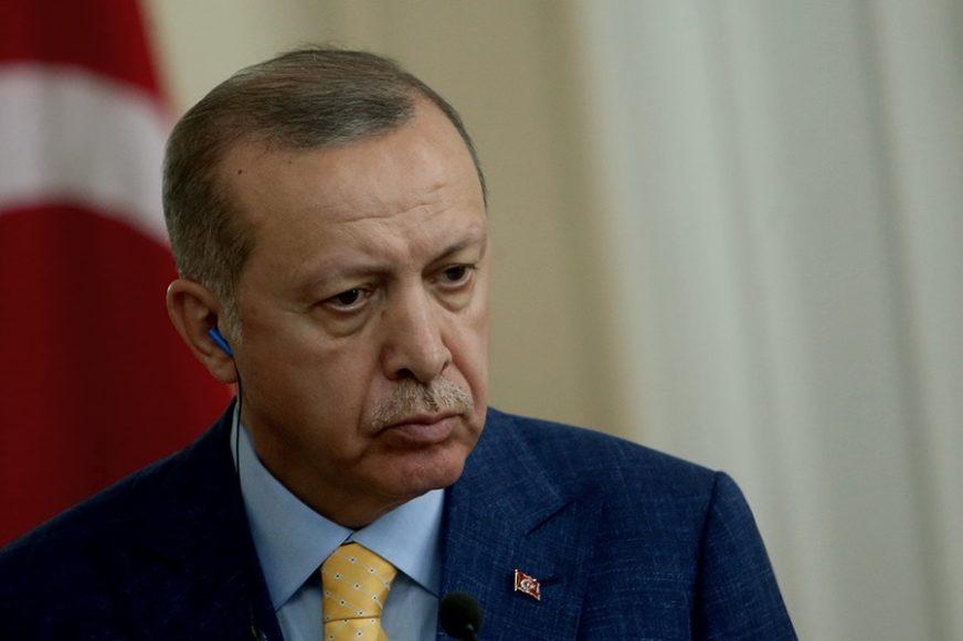 RJEŠAVANJE KRIZE U SIRIJI Erdogan bi mogao posjetiti Moskvu do kraja mjeseca