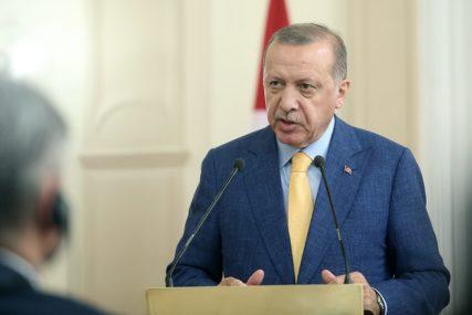 NOVE MJERE IZAZVANE KORONOM Erdogan naredio potpuno zatvaranje Turske do 17. maja