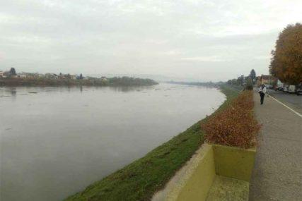 PORAST VODOSTAJA Izlila se rijeka Sava u Zagrebu