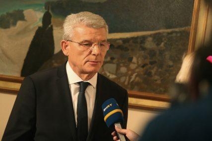 """""""OZBILJNA STVAR"""" Džaferović vjeruje da Novalića nema u kriminalnim aktivnostima"""