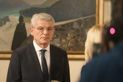 Džaferović: Moguće formirati novi Savjet ministara, ostalo je da se riješi pitanje Godišnjeg nacionalnog programa