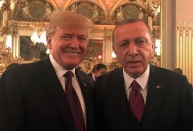 """""""PAMTIĆE TE KAO ĐAVOLA"""" Isplivali detalji pisma koje je Tramp nedavno poslao Erdoganu"""