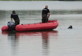 TUŽAN KRAJ POTRAGE Izvučeno tijelo muškarca koji je sinoć nestao u rijeci