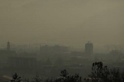 SRBIJA U CRVENOJ ZONI, CIJELI BALKAN KRITIČAN Vazduh zagađen, u OVIM gradovima se ne preporučuje IZLAZAK NAPOLJE