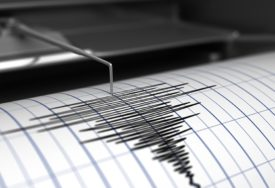 POTRES KOJI SU MORALI OSJETITI SVI Zemljotres jačine 4,8 stepeni po Rihteru pogodio BiH