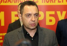 Vulin: Kome je Jasenovac radni logor, njemu je i Stepinac svetac