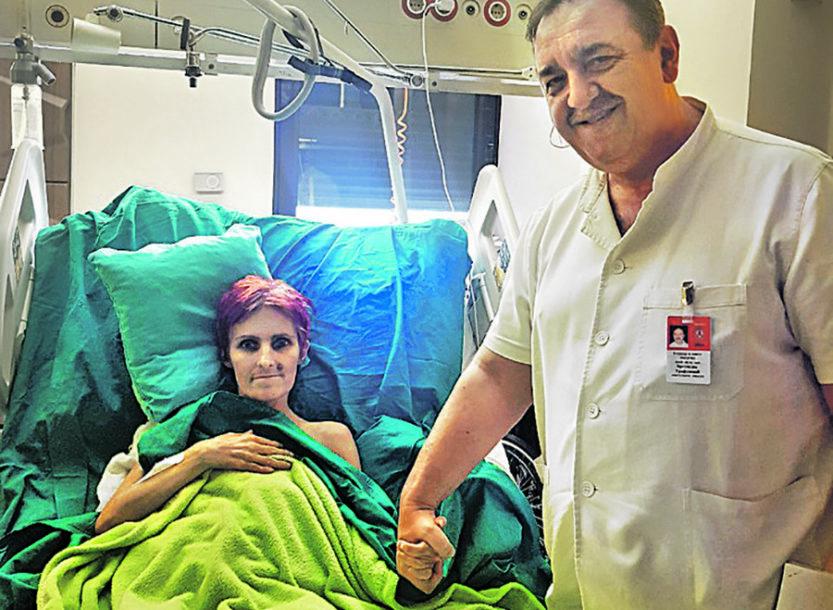 PODVIG LJEKARA SA VMA Uradili su ono što se svjetski hirurzi NISU USUDILI i Aleksandri uspješno odstranili tumor težak 25 KILOGRAMA