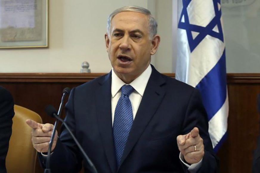 SKANDAL U KIJEVU Supruga izraelskog premijera bacila na zemlju hljeb i so (VIDEO)