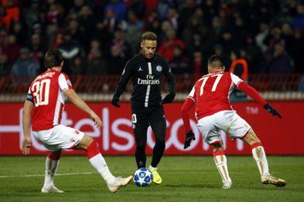 UEFA NEMA MILOSTI Kazne za Zvezdu i PSŽ