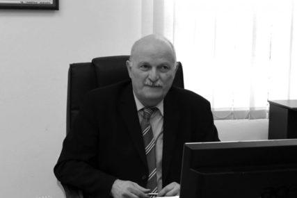 Preminuo dekan Miladin Jovičić