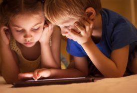 OD JUJTJUB ZVIJEZDA DO MATEMATIKE Šta djeca zapravo traže na internetu